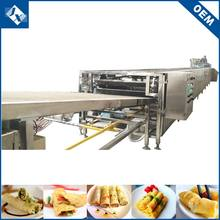 China manufacture convenient to operation productive flapjack roller machine for bakery