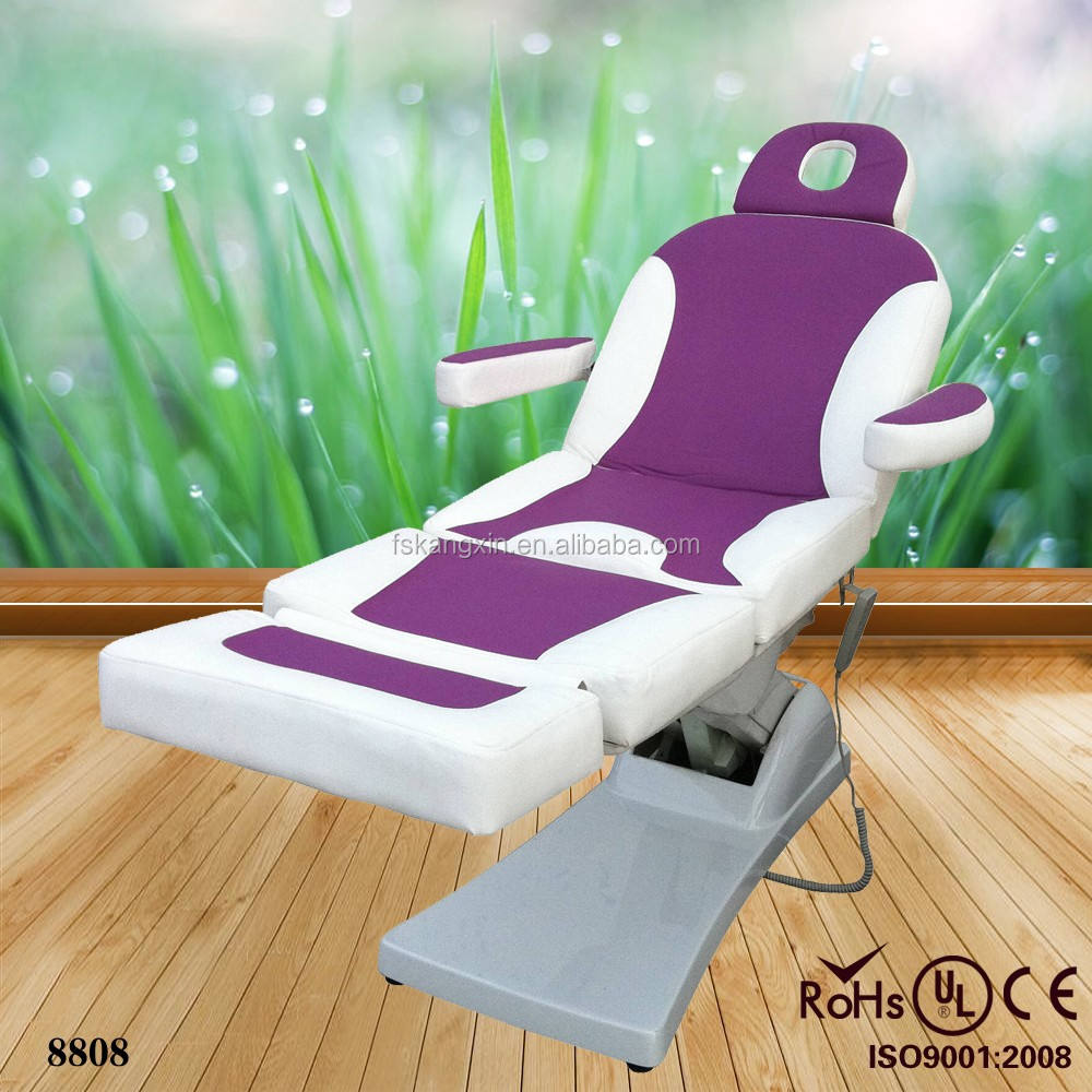 2014 facial bed massage bed sale&electric vibrator massage bed&reiki massage table portable (KZM-8808)