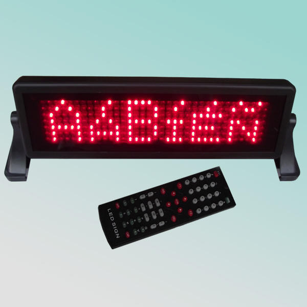 CE 12V led-anzeige für <span class=keywords><strong>taxi</strong></span> panel P6 7X35pixel rot mini mobile elektronische innen scrollen moving <span class=keywords><strong>nachricht</strong></span>
