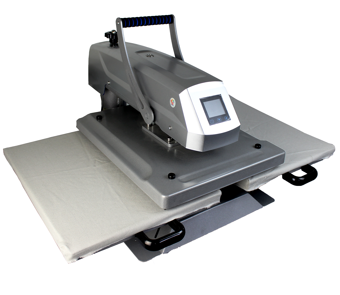 Factory Direct Supply 16x24 Double Station Heat Press Tshirt