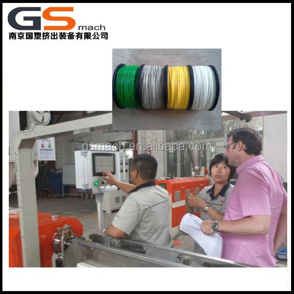 Competitive Price abs/pla machines for 3d printers filament extruders