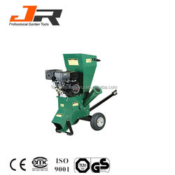 13HP gasoline wood chipper shredder