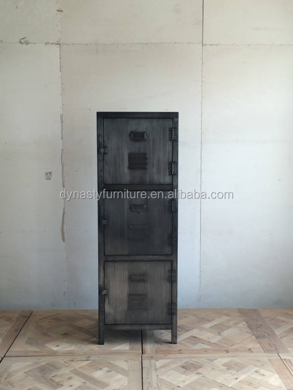 metal industrial style living room indoor furniture home goods cabinet designs