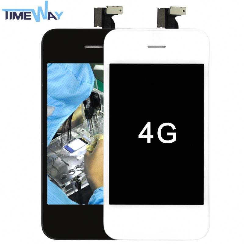 High quality for iphone 4/ 4G /4S mobile phone lcd screen wholesale
