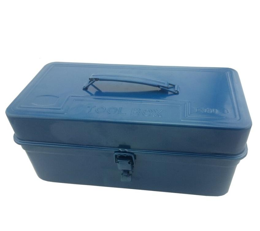 Hot Sale Portable Tool Box With Inner Tray
