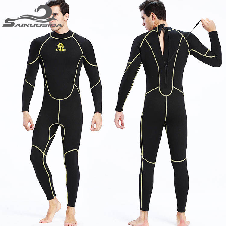 Free sample factory manufacture High Quality full body surf suit wetsuit