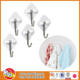 clear plastic hooks adhesive plastic hooks clear no screws no mark removable strong adhesive wall hooks