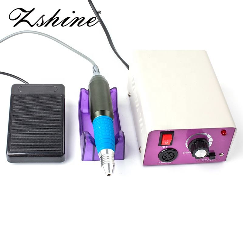 Hot sale 0-25000rpm rechargeable electric nail drill strong micromotor portable