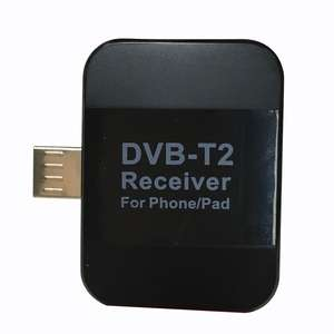802.11ac WiFi and 1920 x 1080 Support Resolution android DVB-T2 USB dongle tv receiver for Phone