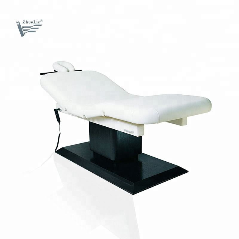 Electric beauty Facial Bed lift Massage Bed Table for SPA
