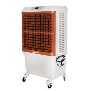 Portable Evaporative Air Cooler Swamp Cooler untuk Outdoor Gurun Pendingin