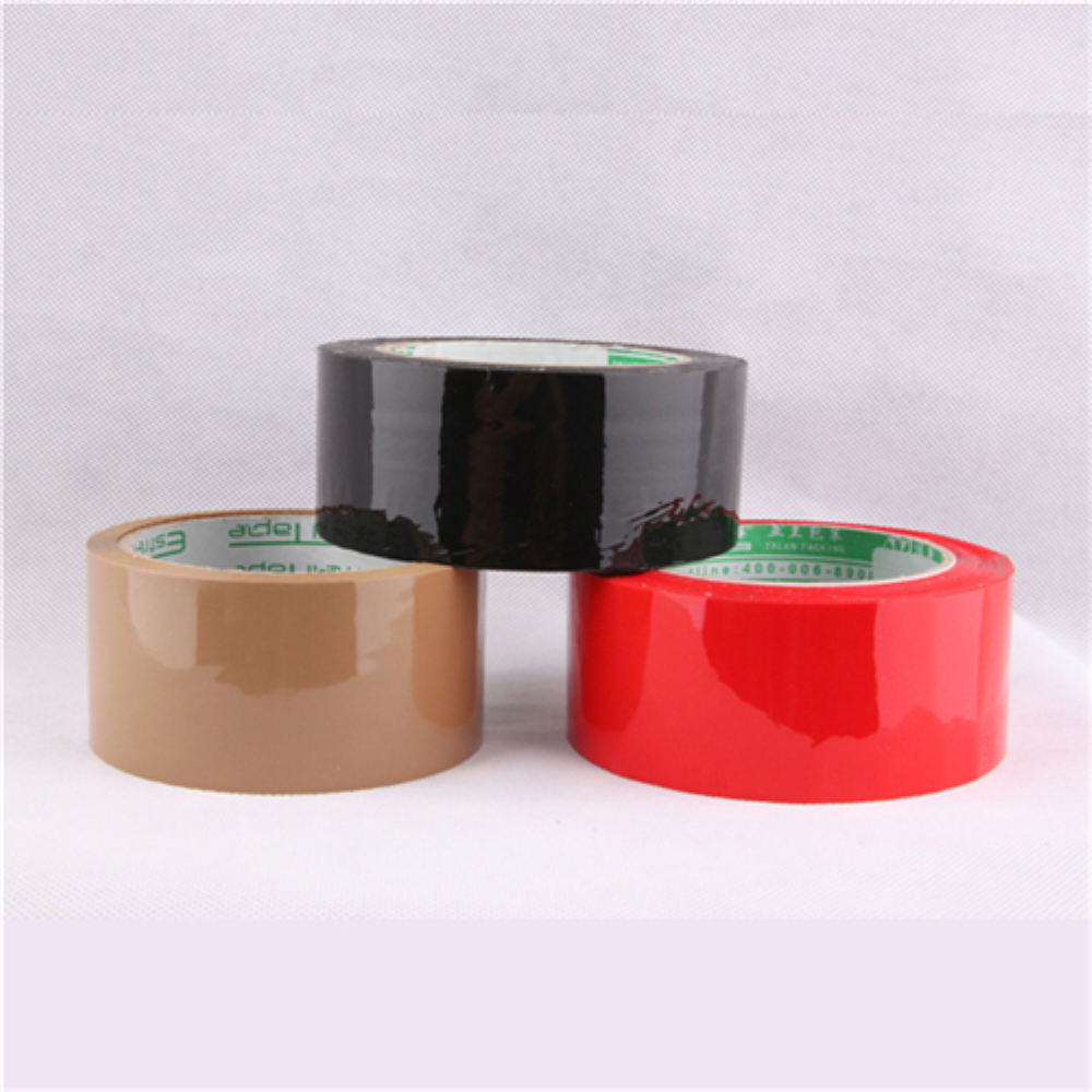 China <span class=keywords><strong>Fabrikant</strong></span> Bopp Acryl Adhesive Gekleurde Verpakking Tape