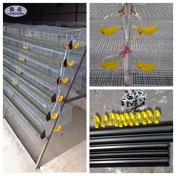 China Manufacturer Battery Quail Cage For Poultry Farm