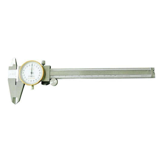 Hot Sale Dial Vernier Caliper with High Precision