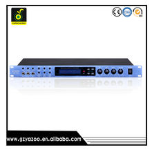 DSP1000 high quality digital preamplifier for PA sound system