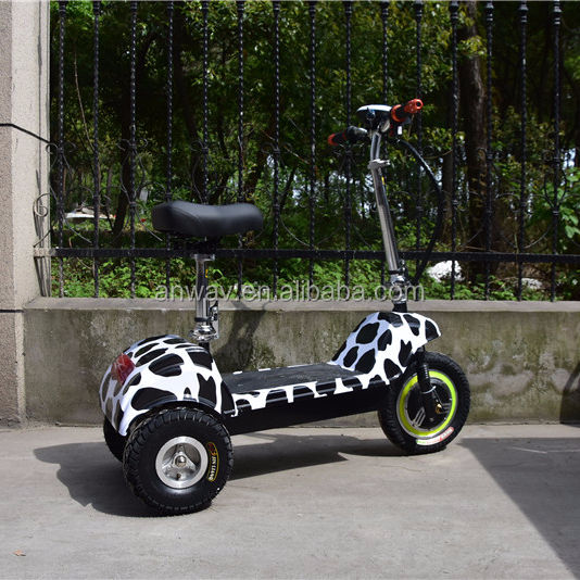 Folding Mobility 3 Wheel Electric Scooter With APP + Bluetooth