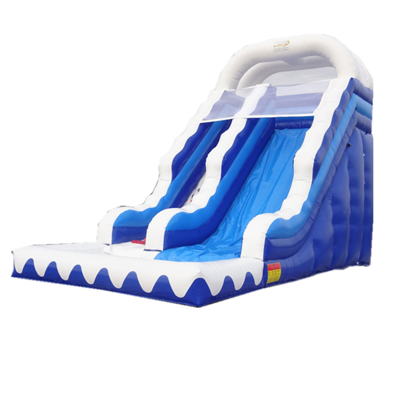 Hot sale outdoor cheap water slide inflatable for kids