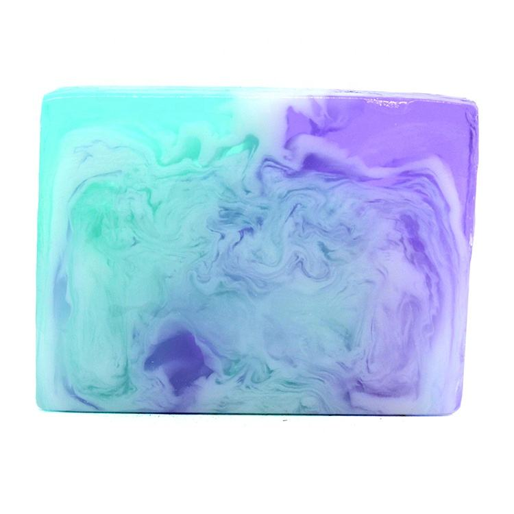 Soap OEM/ODM Best Selling Handmade Mixed Color Moisturizing Cleansing Glycerin Soap