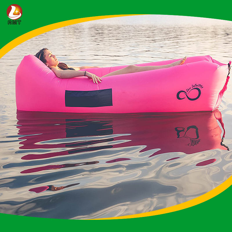 Indoor/Outdoor/Camping/Strand Opblaasbare Lounger Sofa Waterdichte Draagbare Air Bag Lui Couch