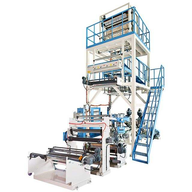 Computer Cutting-off Conitnuous-Rolled Bag Making Machine
