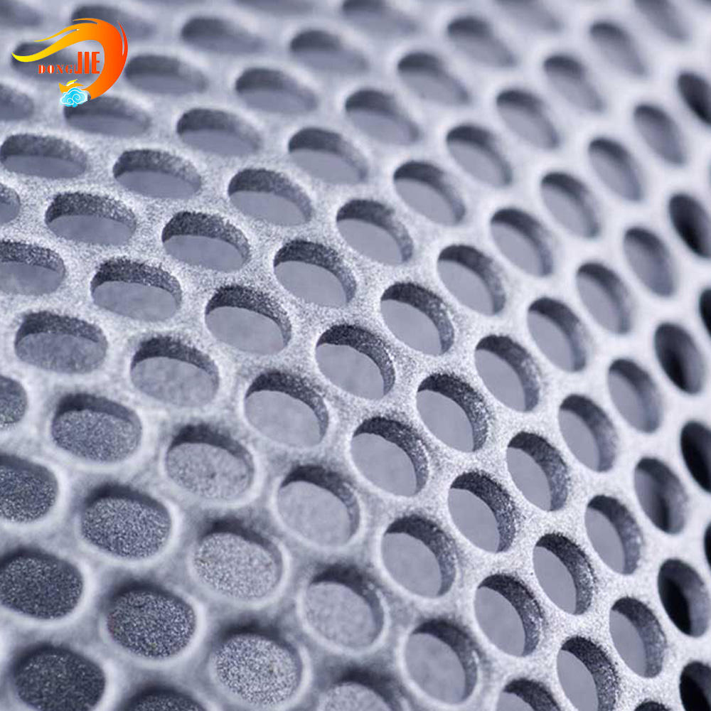 speaker grille guard net perforated metal sheet manufacturer