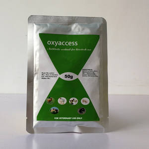 GMP Produsen China Oxytetracycline HCl Base Powder