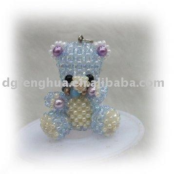 Japan Crystal beads Animal Crafts,fantasy beads boll