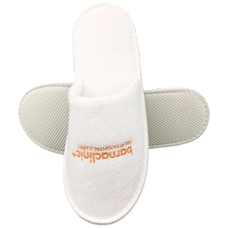 Concurrerende hotel slippers japan ierland india