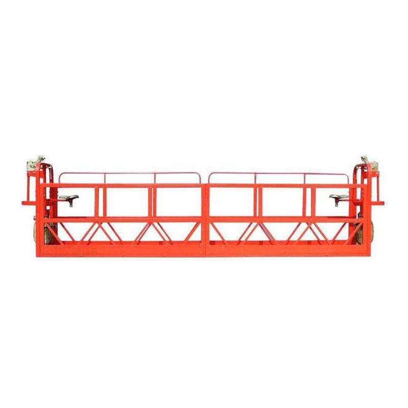Hot Selling Aluminum Hanging Elevated Work Suspended Scaffold /Work Platform