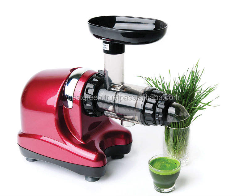 Oscar Single Gear Juicer DA-1000with durable ultem screw Wheatgrass Juicer slow speed juicer BPA freejuicer made in Korea
