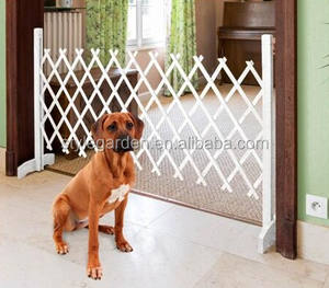 yard indoor temporary free standing expandable portable movable folding pvc plastic cheap children pet cat dog fence panels