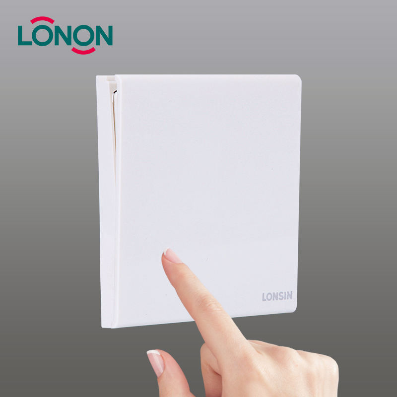 Lonon Industries Low MOQ All kinds of Lighting Switch Plate
