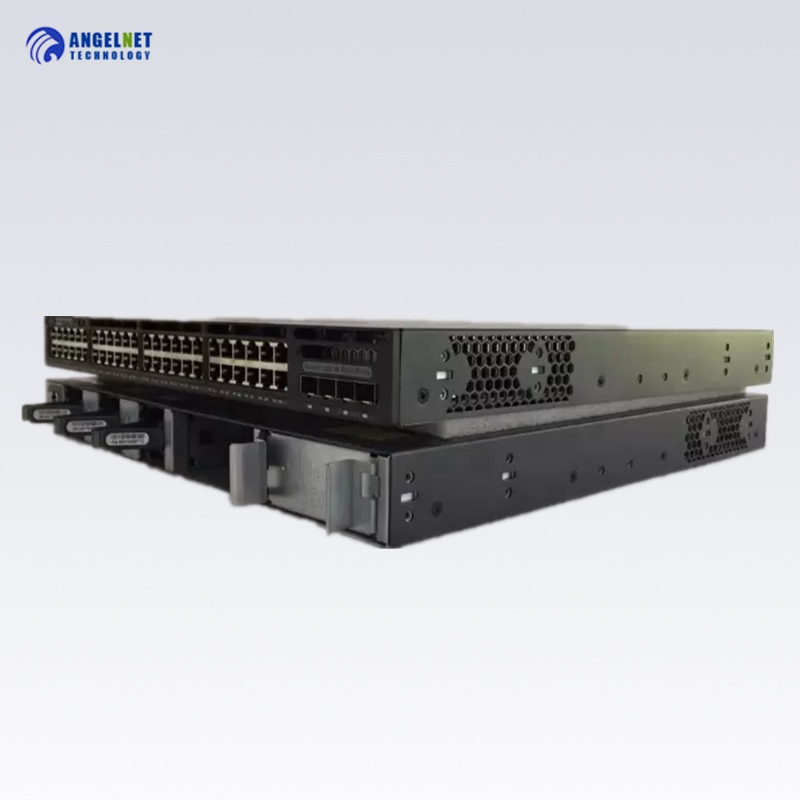 PoE Switch Network 48 Stackable WS-C3650-48FQ-L