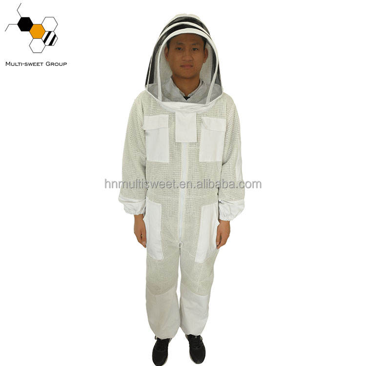 beekeeping beekeeper 3 layers jacket Fancy hat small size  s  3days G delivery