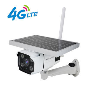 H8G-Y1 Easy install 4G solar power panel FHD 1080P cctv camera with sim card outdoor IP Camera