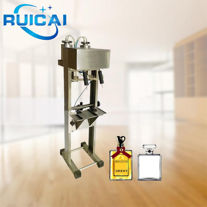automatic perfume glass bottle filling machine