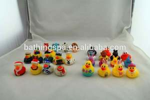 Hot selling festival rubber duck