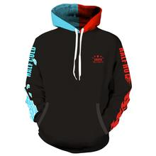 High Quality custom printing mens sports gym hoodie