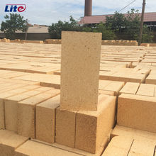 55% stable chemical properties of the fire clay refractory brick with lowest price