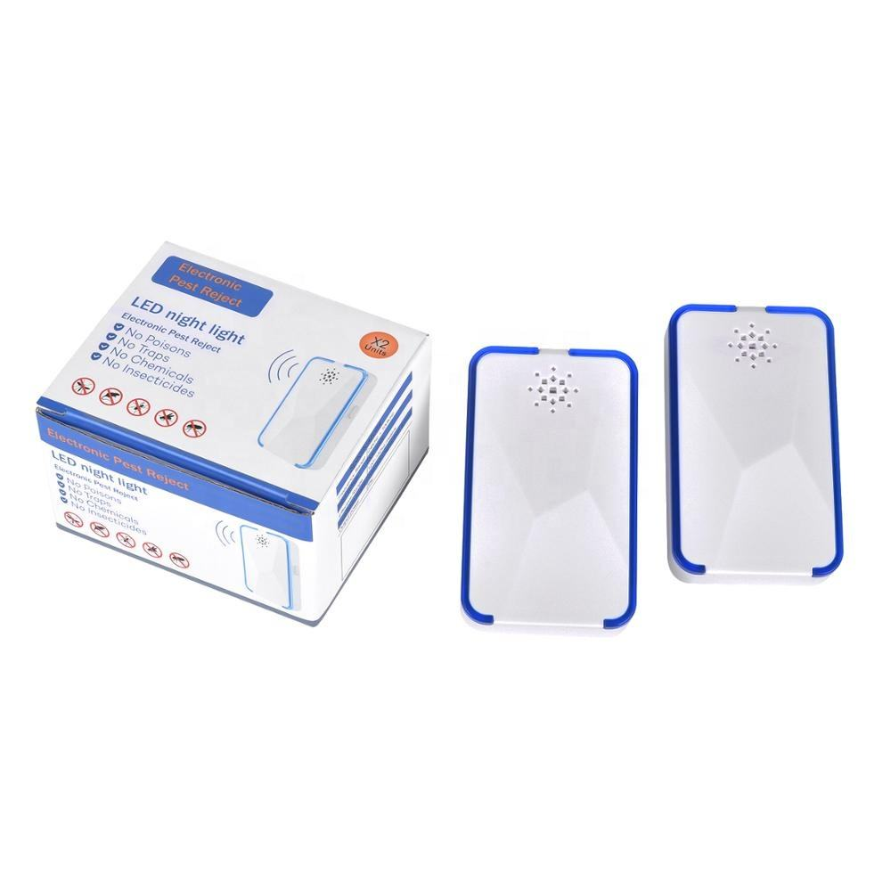 New and hot sell pest control product mosquito insect reject ultrasonic pest repeller