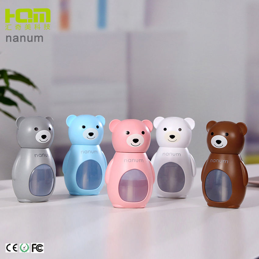 Led Night Light Air Humidifier Small Promotional Plastic Gift Item
