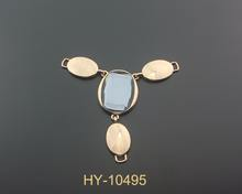 Traditional Fashion Sandal Jewelry Decoration Making metal Accessories Chain Shoe Of Buckle for clothing