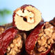 Chinese red dates with walnut kernels jujube with walnuts kernels jujube snacks