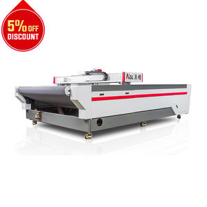 AOL Flat bed Knife Cutting Machines with CAD CAM Software