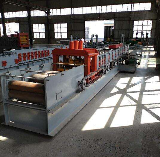 Lage prijs Z-vormige rolvormen roller machineryaluminum panel making machine