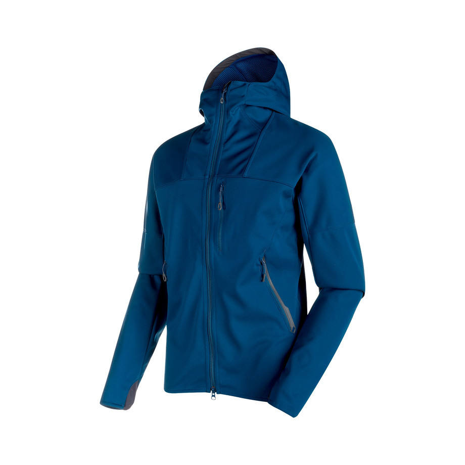 Water-repellent Softshell Jacket Men Softshell Jacket Stretch Softshell Jacket