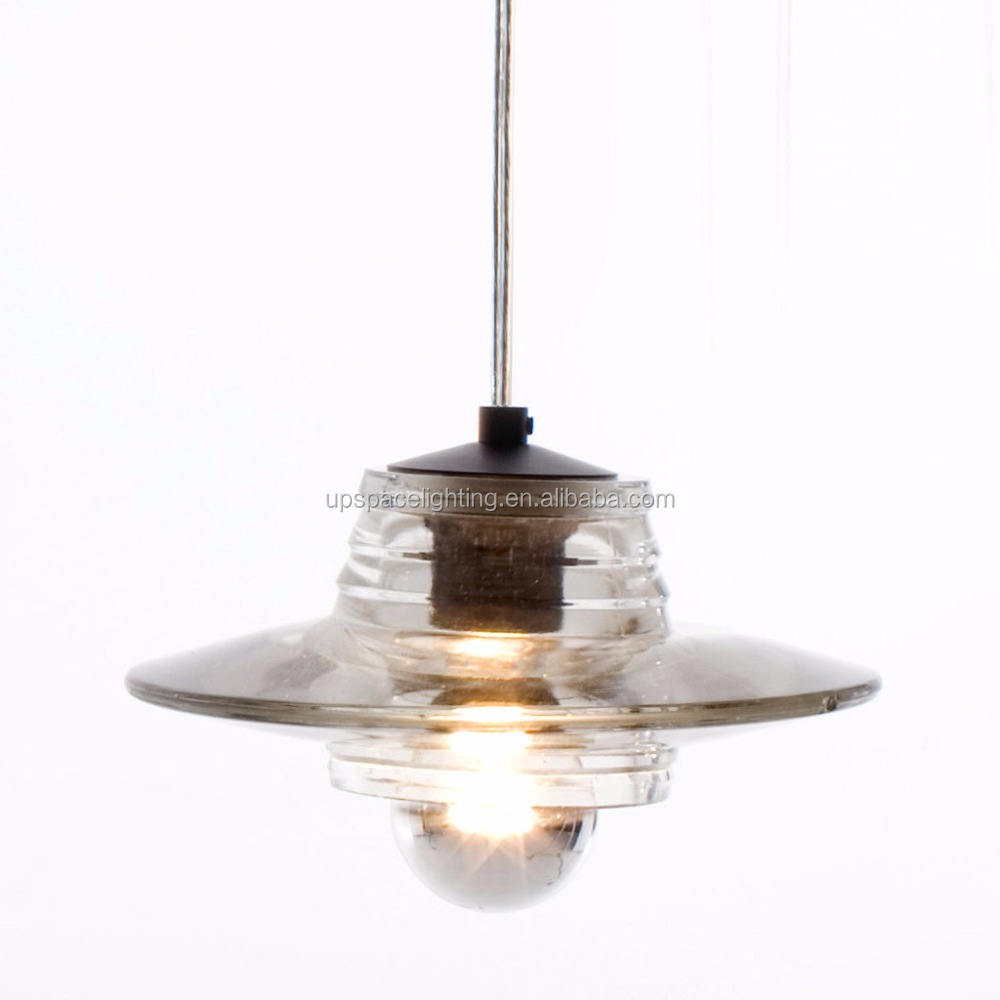 (XCP56319M) modern Pressed glass lamp shade Pendant Light