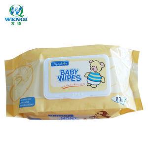 alcohol free PH balance new born baby wipes wet wipes