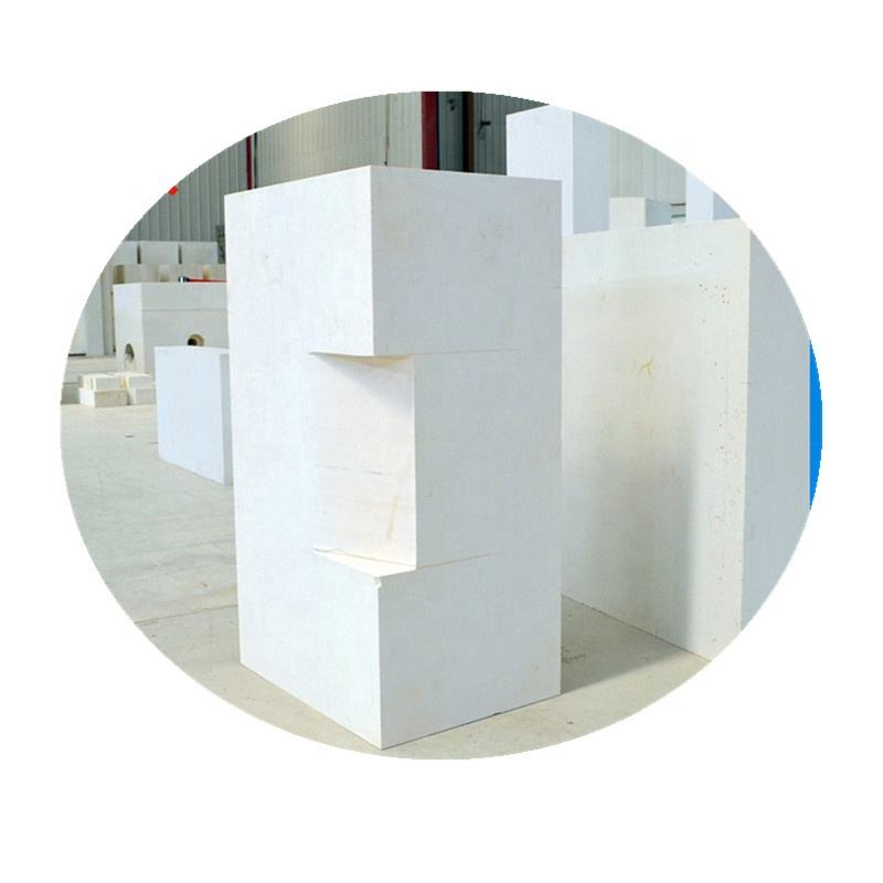 AZS Block Fused Cast Alumina Zirconia Silica Brick