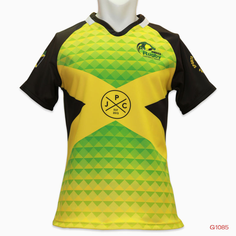 wholesale Design Your Own Rugby Shirt Custom sublimation Rugby Jersey uniform rugby football wear